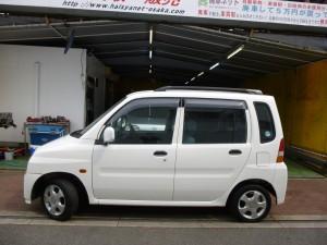 三菱 トッポBJ 買取り車両