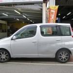 トヨタ ファンカーゴ TA-NCP20 66,120円で買取り
