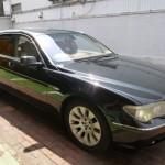 BMW 760LI E66/E65 CDチェンジャー修理